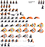 Sabo Final Spritesheet by dDeAdLy by dDeAdLy