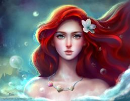 Ariel - Disney Princess by TiNyThanhTruc