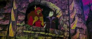maleficent et the horned king by pitchblack1994
