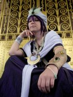 Sinbad king of Sindria by dreamfeather