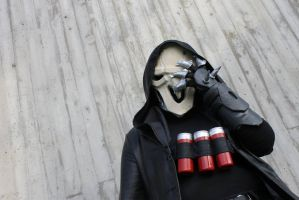 Reaper Cosplay  #2 by Daft-punk-girl2