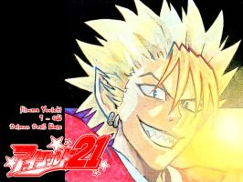 Hiruma - 13 by kelingking2