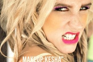 kesha makeup by strongstorm