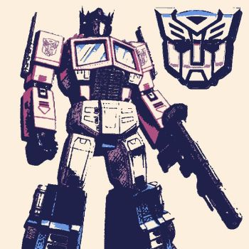 Optimus Prime Till all are one by DevintheCool