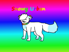 Gift for my 100th Watcher, SnowyCapella by WolfTwine