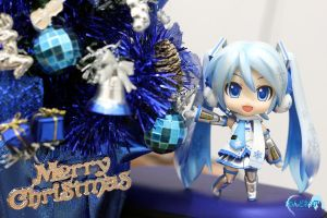 Merry Christmas 2011 Edition by nendonesia
