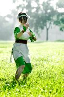 Toph Bei Fong by RacoonFactory