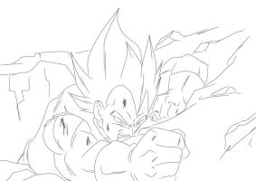 Vegeta Broken by darkhawk5