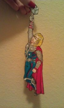 Paper Child Thor by makingyouhateme