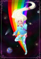 Commission: - Esta in Space - by hyacinthess