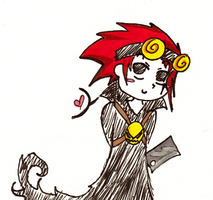 Jack Spicer- Cute and Evil by ScreamingLullabies
