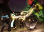 ghostbusters tf2 style by Deniszizen