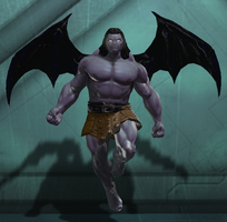 Goliath (DC Universe Online) by Macgyver75