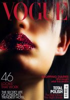 vogue magazine cover by vowdy