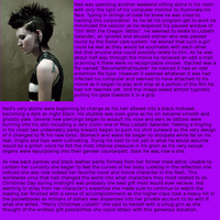 Lisbeth Salander (Girl With the Dragon Tattoo) tg by demisword