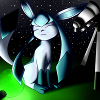 Glaceon by bsh0404