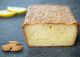 Almond and Lemon Cake by iconsPhotography