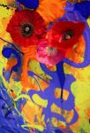 Poppies Flergleblurg by KeswickPinhead