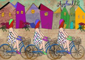 Paper Town by AeliaNaqwiDesigns