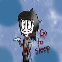 Jeff The Killer by BubbleSweet