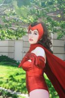 Scarlet Witch - 03 by galaktikmermaid