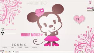 Desktop Minnie Mouse by a-Sonrix