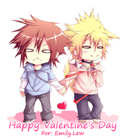 Happy Valentines 2013 by RaiS-Ky