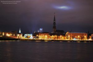 Riga by LindaMarieAnson