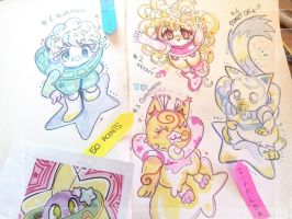 50 points adoptables OPEN 2/4 by Cipple