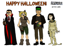 Halloween 2013 by Jacob-R-Goulden