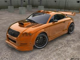 audi TT by cipriany