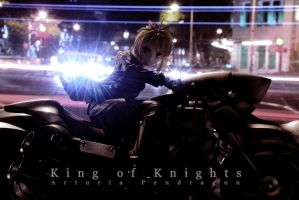 King of Knights by silkhat