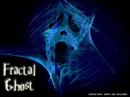 fractal ghost by Sulomo