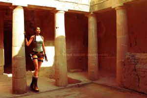 Tomb Raider: Anniversary by SallibyG-Ray