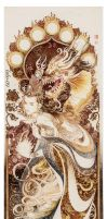 The dragon in buddhism by lubo-09