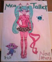Novi Stars: Mae tallick! by EuroPrincess