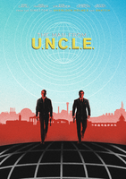 The Man From U.N.C.L.E by shrimpy99