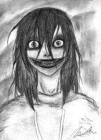 jeff the killer go to sleep creepypasta by ClaudiaVianney