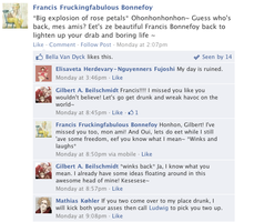Hetalia Facebook: The Return of France by gilxoz-epicness