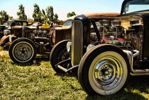 Hot Rods by Doogle510