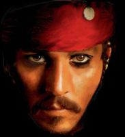 johnny depp. by marinu