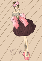 Candy Ribbon Couture by Kastile