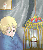 APH - Waiting for the impossible by Mi-chan4649