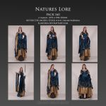 Pack 160 Natures Lore by Elandria