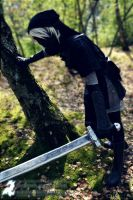 Dark Link Cosplay #4 by Echolox