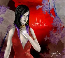 Alie by ArmstrongCannon