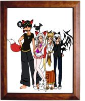 Gaian family picture by sailormoonlover4ever