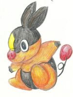 Tepig by chanchimi