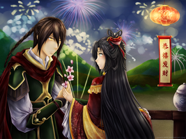 Lunar New Year by lainey-nesu