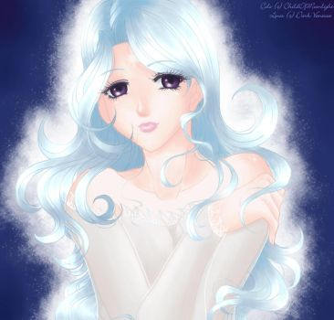 The Lady Amalthea by ChildOfMoonlight